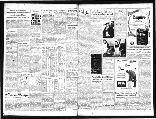 Goudsche Courant 1954-10-08