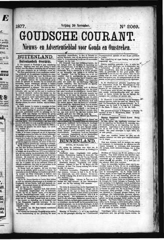 Goudsche Courant 1877-11-30