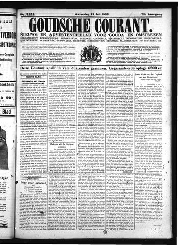 Goudsche Courant 1933-07-29