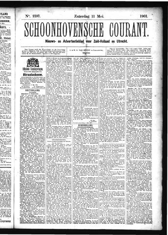 Schoonhovensche Courant 1901-05-11