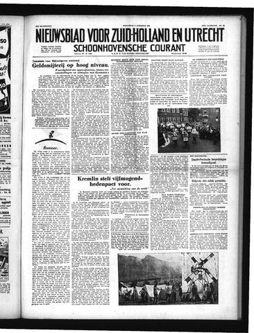 Schoonhovensche Courant 1951-08-08