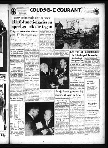 Goudsche Courant 1964-12-11