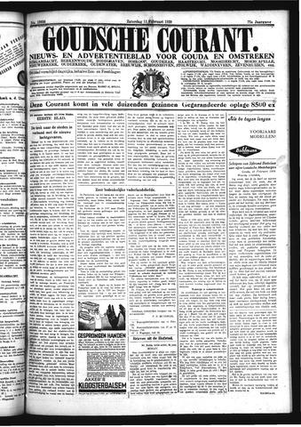 Goudsche Courant 1939-02-11