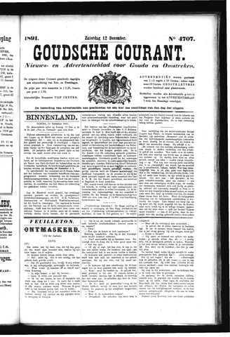 Goudsche Courant 1891-12-12
