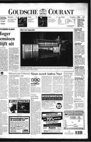 Goudsche Courant 2002-02-14