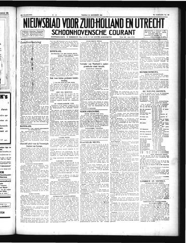 Schoonhovensche Courant 1946-09-20