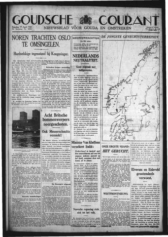 Goudsche Courant 1940-04-13