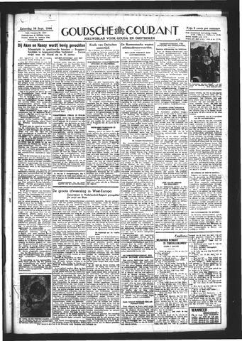 Goudsche Courant 1944-09-16