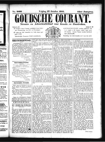 Goudsche Courant 1905-10-27