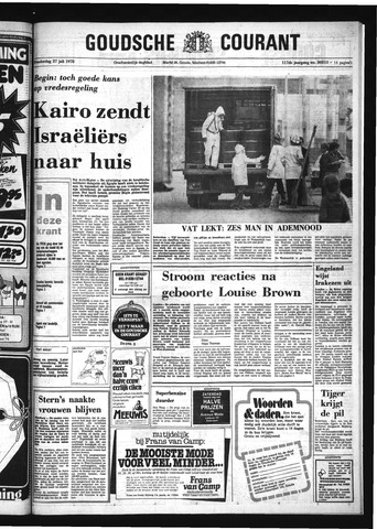 Goudsche Courant 1978-07-27