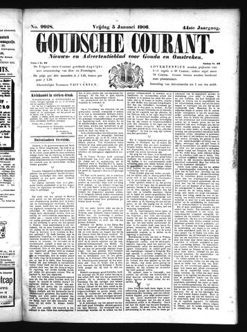 Goudsche Courant 1906-01-05