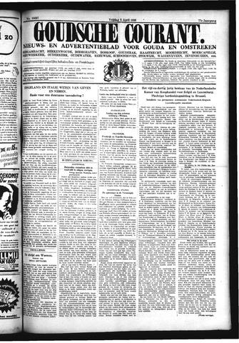 Goudsche Courant 1938-04-08