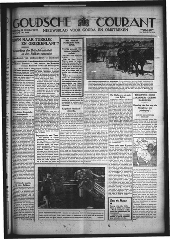 Goudsche Courant 1940-10-19