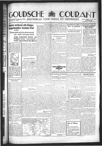 Goudsche Courant 1941-08-27