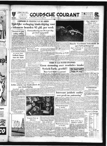 Goudsche Courant 1957-11-01