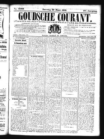 Goudsche Courant 1919-03-29