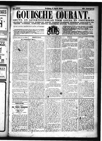 Goudsche Courant 1925-04-03