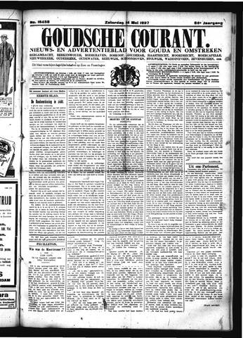 Goudsche Courant 1927-05-14