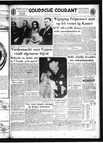 Goudsche Courant 1964-03-05