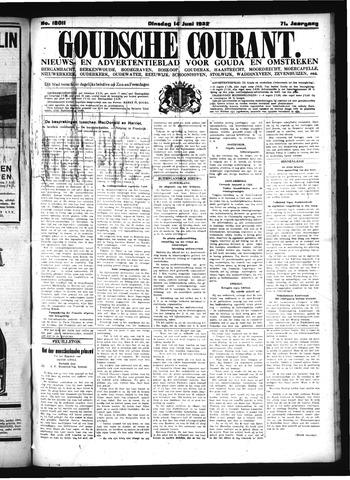 Goudsche Courant 1932-06-14