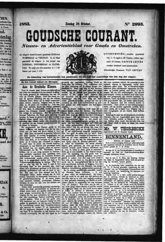 Goudsche Courant 1883-10-28