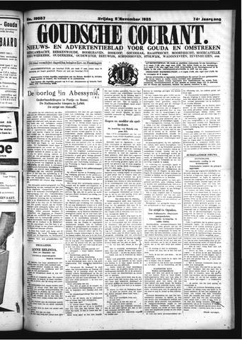 Goudsche Courant 1935-11-08