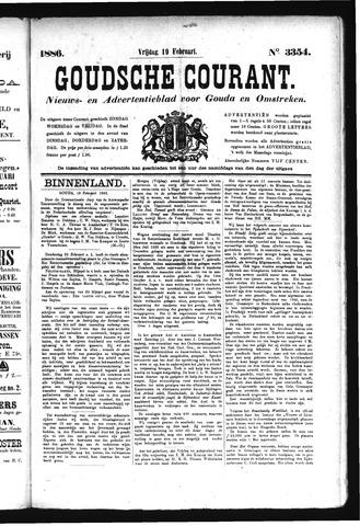 Goudsche Courant 1886-02-19