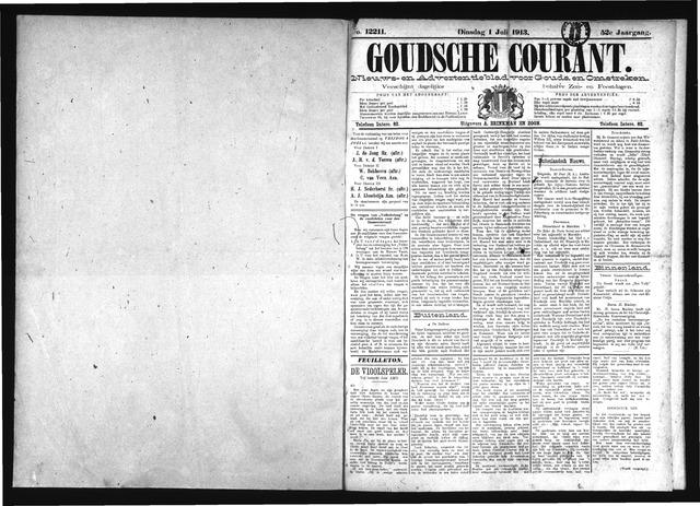 Goudsche Courant 1913-07-01
