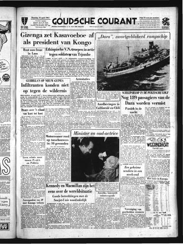 Goudsche Courant 1961-04-10