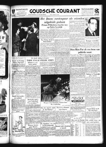 Goudsche Courant 1954-04-29