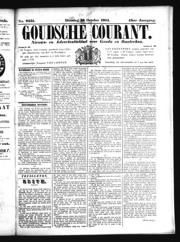 Goudsche Courant 1904-10-25