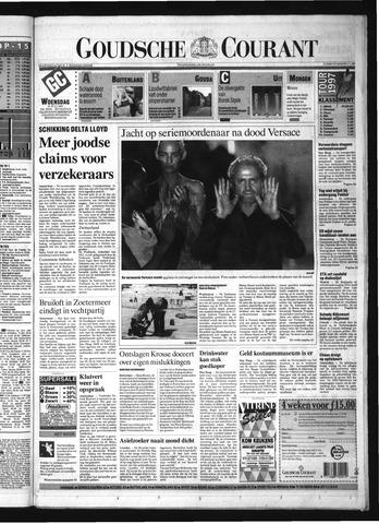 Goudsche Courant 1997-07-16