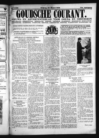 Goudsche Courant 1936-03-20