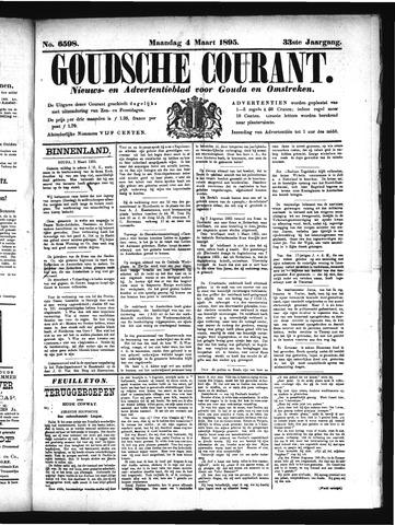 Goudsche Courant 1895-03-04