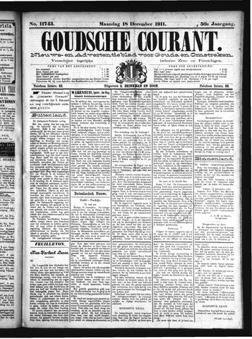 Goudsche Courant 1911-12-18