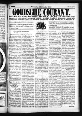 Goudsche Courant 1936-11-11