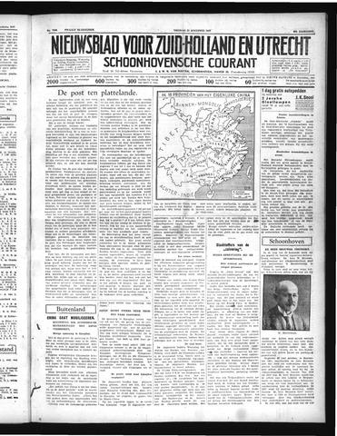 Schoonhovensche Courant 1937-08-13
