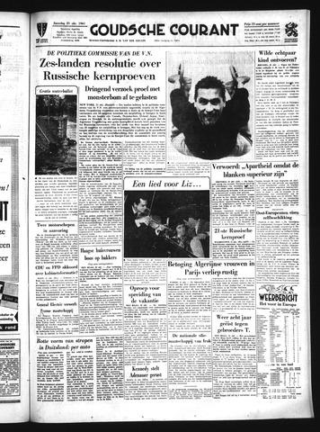 Goudsche Courant 1961-10-21