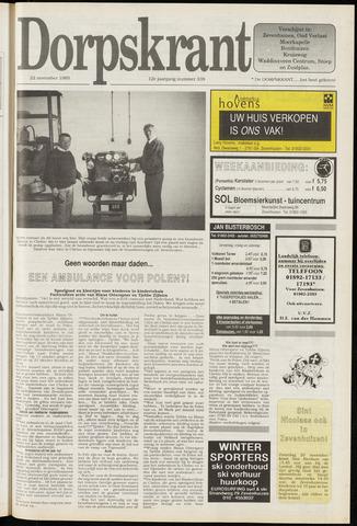 Dorpskrant 1989-11-22