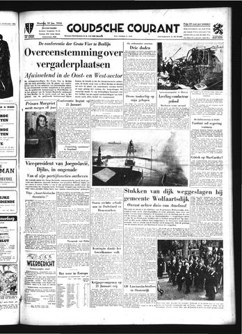 Goudsche Courant 1954-01-18