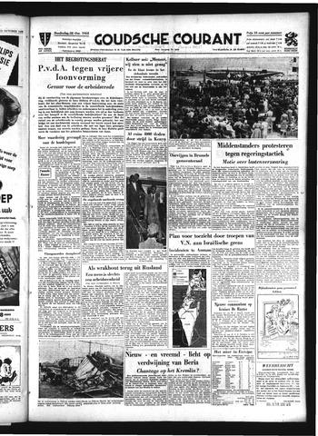 Goudsche Courant 1953-10-22