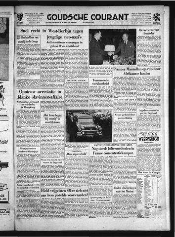 Goudsche Courant 1960-01-06