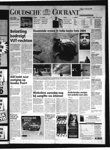 Goudsche Courant 2005-02-11