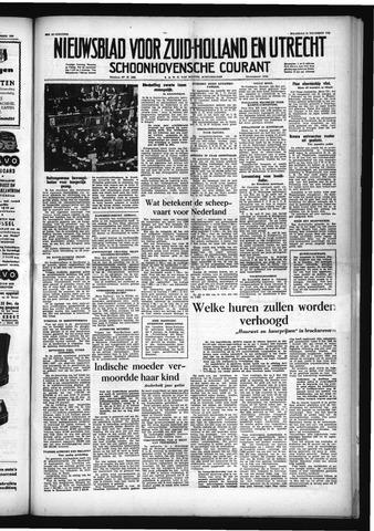 Schoonhovensche Courant 1953-12-21