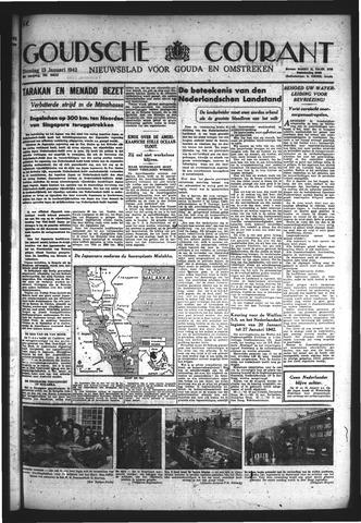 Goudsche Courant 1942-01-13