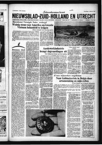 Schoonhovensche Courant 1966-02-02