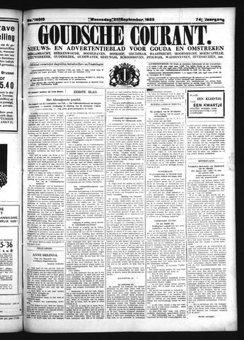 Goudsche Courant 1935-09-25
