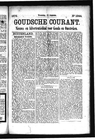 Goudsche Courant 1872-08-14