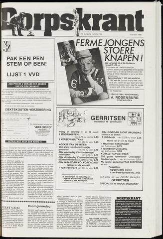 Dorpskrant 1986-03-12