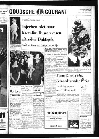 Goudsche Courant 1968-09-27